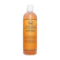 Nubian Heritage Body Wash Lavender and Wildflowers - 13 oz