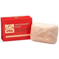 Soap with Crushed Almonds and Baking Soda - 5 oz