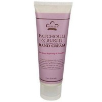Nubian heritage hand cream patchouli and buriti - 4 oz.