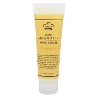 Nubian Heritage Hand Cream, Raw Shea Butter - 4 oz