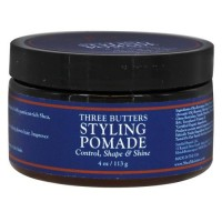 Shea moisture - three butters styling pomade for men - 4 oz