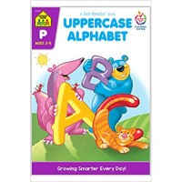 School zone uppercase alphabet - 1 ea