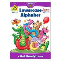 School zone lowercase alphabet - 1 ea