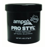 Ampro style protein gel, Super hold - 6 oz