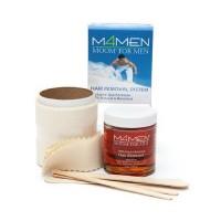 Moom M4Men organic hair removal system for men - 1 ea