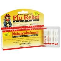 Homeolab usa naturcoksinum flu relief maximum strength - 6 doses