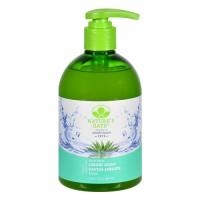 Natures gate  liquid soap aloe vera  -  12.5 oz