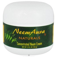 Neem Aura Naturals Concentrated Neem Cream - 2 oz