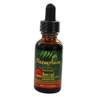 Neem Aura Naturals Triple Potency Neem Leaf Herbal Liquid Extract - 1 oz