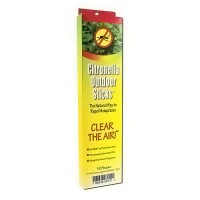 Neem Aura Naturals Outdoor Citronella Sticks - 10 ea
