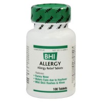 Heel BHI allergy homeopathic tablets - 100 ea
