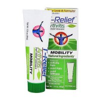 MediNatura T-Relief Arthritis Mobility Pain Relief Ointment - 1.76 oz.