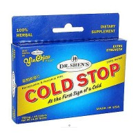 Dr. Shens Yin Chiao Cold Stop 750 mg Tablets - 15 ea