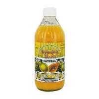 Dynamic Health natural papaya puree Papain enzyme - 16 oz