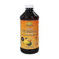 Dynamic health vitamin C 1000 mg liquid with natural rose hips and bioflavonoids - 16 oz