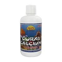 Dynamic Health 100% pure okinawan coral calcium complex liquid, 32 oz