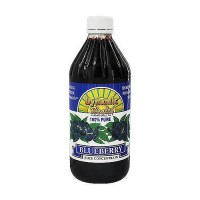 Dynamic Health blueberry juice concentrate 100% pure Cholesterol free - 16 oz