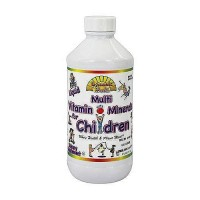 Dynamic Health liquid multi vitamin with minerals for children, 8 oz