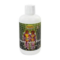 Dynamic Health glucosamine chondroitin, Joint elixir liquid, Pineapple and Mango - 32 oz