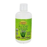 Dynamic Health aloe vera juice natural lemon lime flavor - 32 oz