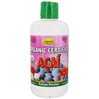 Dynamic Health organic certified acai juice blend - 33.8 oz