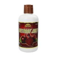 Dynamic Health organic beetroot juice high potency Gluten Free - 32 oz