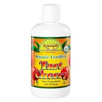 Dynamic health usda organic juice concentrate, tart cherry - 32 oz