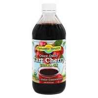 Dynamic health tart cherry ultra juice concentrate - 16 oz