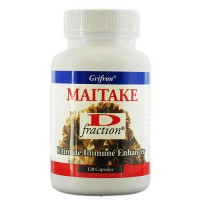 Grifron Maitake D Fraction ultimate immune enhancer capsules - 120 ea