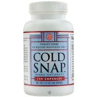 Ohco Cold Snap Supplement Capsules - 120 ea