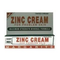Margarite tinted cream with zinc formula for problem skin - 1 oz
