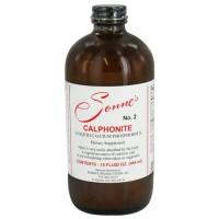 Sonnes calphonite liquid calcium supplement no 2 - 15 oz
