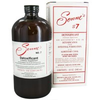 Sonnes detoxificant liquid hydrated bentonite - 32 oz