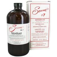Sonnes detoxificant liquid hydrated bentonite - 32 oz