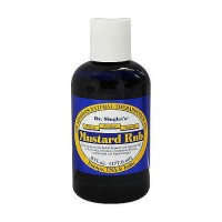 Dr.Singhas Natural Therapeutics Purifying Mustard Rub - 6 oz