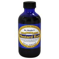 Dr.Singhas Mustard Rub - 4 oz