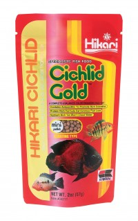 Hikari Sales Usa Inc cichlid gold - 2 ounce, 48 ea