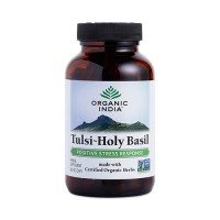 Organic india tulsi holy basil capsules - 180 ea