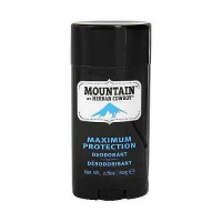 Herban Cowboy Mountain Maximum Protection Deodorant Stick - 2.8 oz