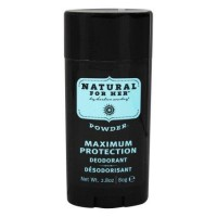 Herban Cowboy Deodorant Powder Scent - 2.8 oz