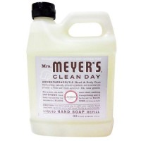 Mrs. Meyers clean day liquid hand soap refill, lavender  -  33 Oz, 6pack