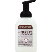 Mrs. Meyer's clean day foaming hand soap lavender scent - 10 oz ,6 pack