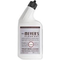 Mrs. Meyers toilet bowl cleaner,lavender - 24 oz, 6pack