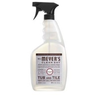 Mrs. Meyers tub and tile cleaner lavender - 33 oz, 6pack