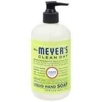 Mrs. Meyers clean day liquid hand soap lemon verbena - 12.5 oz