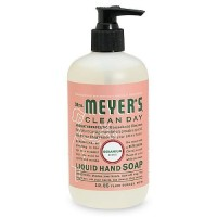 Mrs. Meyers clean day liquid hand soap geranium - 12.5 oz