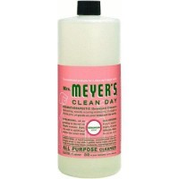 Mrs. Meyers multisurface clnr,conc,geranium- 32 oz, 6pack