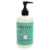 Mrs. Meyers clean day liquid hand soap basil - 12.5 oz