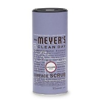 Mrs. Meyers clean day surface scrub lavender - 11 oz