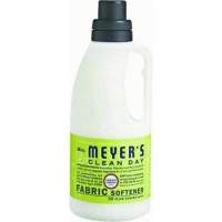 Mrs. Meyers fabric softener lemon verbena  -  32 oz